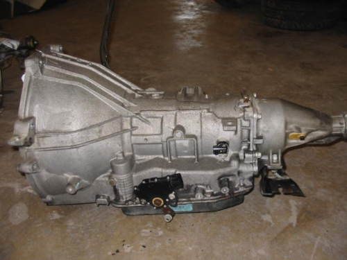 01 04 Ford Mustang AODE Automatic Transmission AOD E