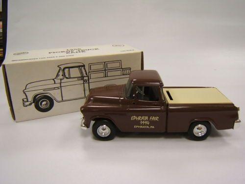 Ertl 1955 Chevy Cameo Pickup Truck 1994 Ephrata Fair